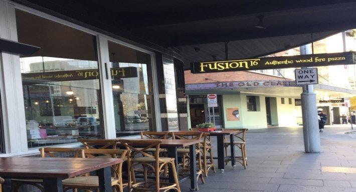 Fusion 16 Restaurant