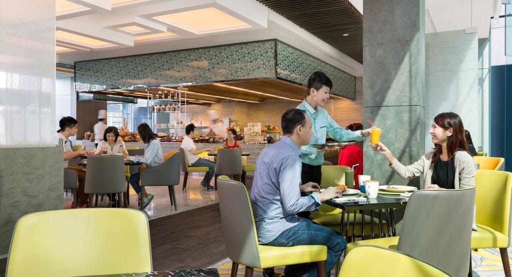 Makan@Jen, Hotel Jen Orchardgateway Singapore image 1