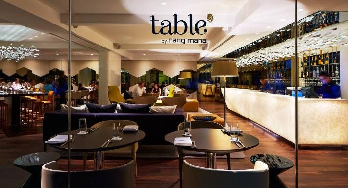 Table Restaurant and Bar Singapore image 1