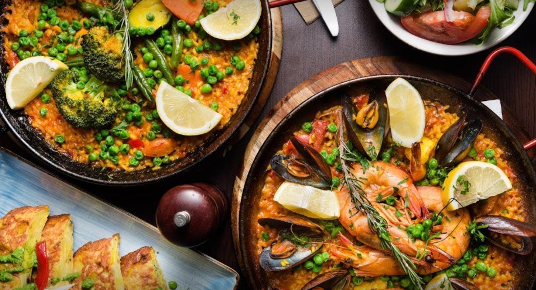 Lola Cocina Spanish Restaurant Parramatta