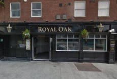 Restaurant Royal Oak Stockton on Tees in Town Centre, Spennymoor
