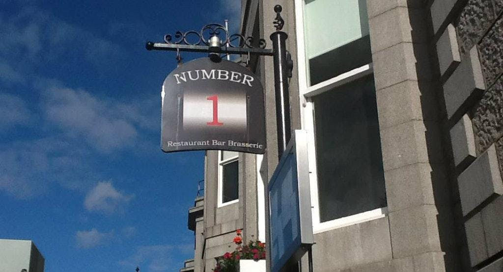 Number 1 Bar & Grill Aberdeen image 1