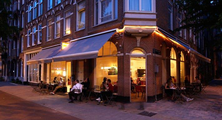 Pianeta Terra Amsterdam : Italienische restaurants amsterdam quandoo