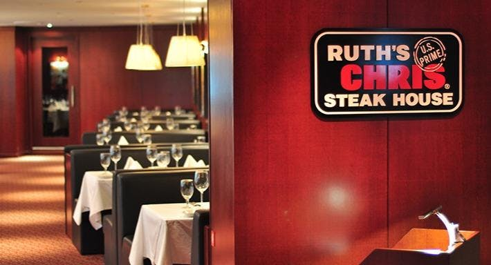 Ruth's Chris Steak House – Marina Mandarin Hotel