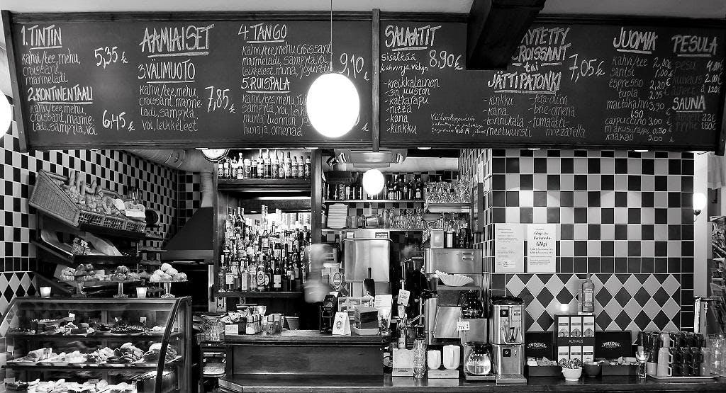 Café Tin Tin Tango Helsinki image 1