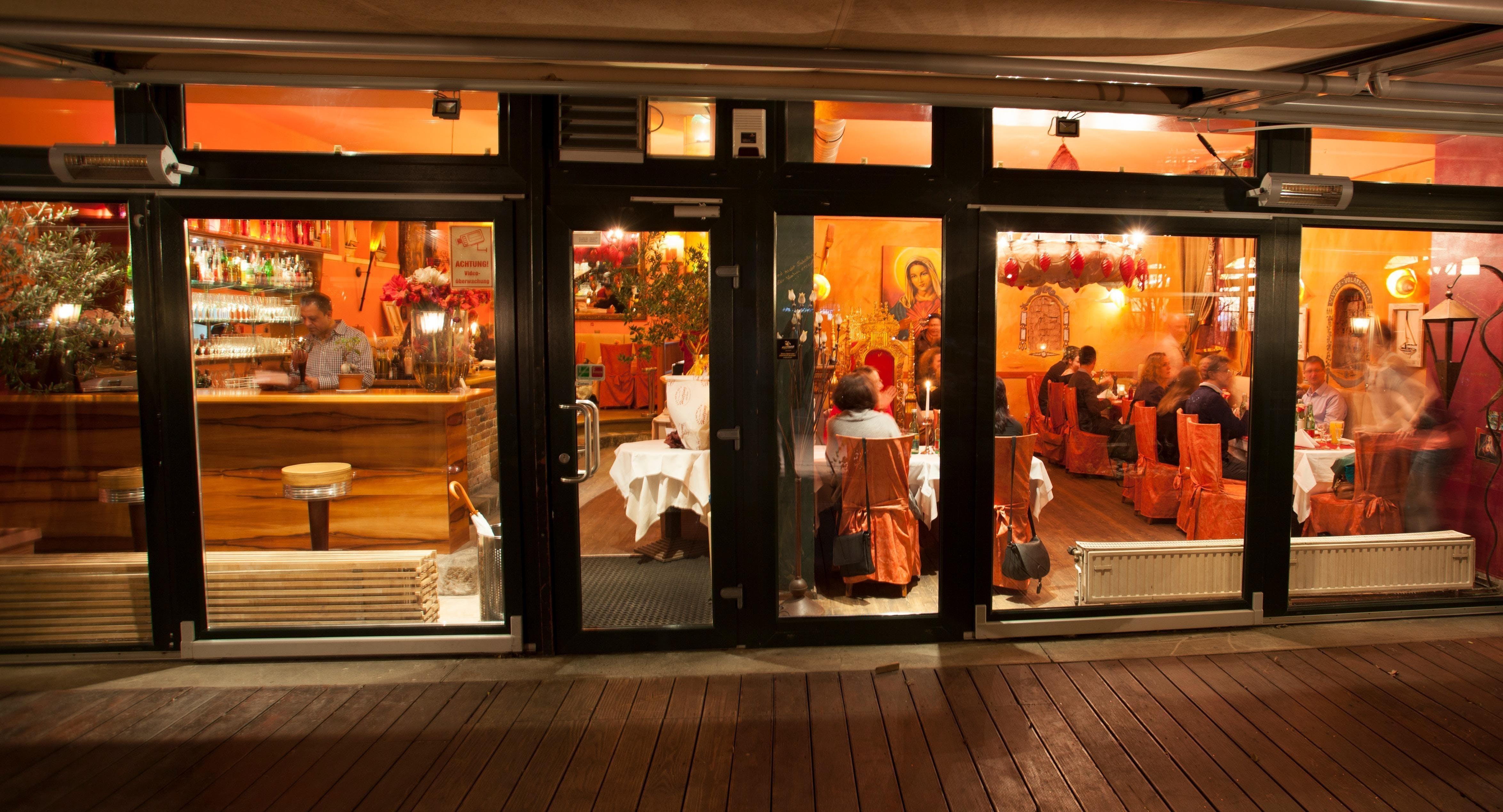 Restaurant La Grappa