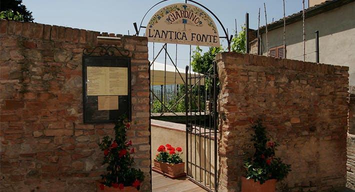L'Antica Fonte Florence image 3