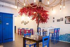 Mihailin Taverna Sininen Virta