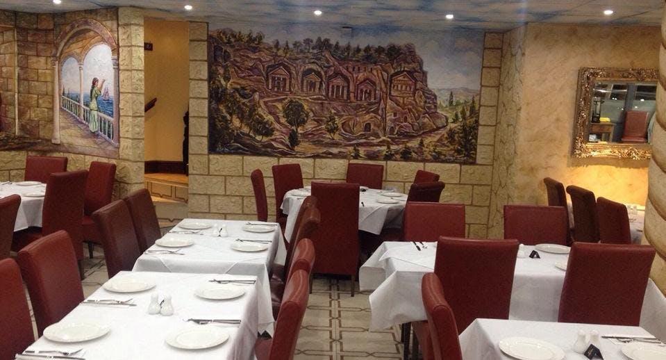 Kassaba Restaurant - Gants Hill
