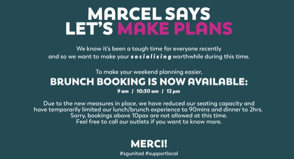 Merci Marcel - Tiong Bahru