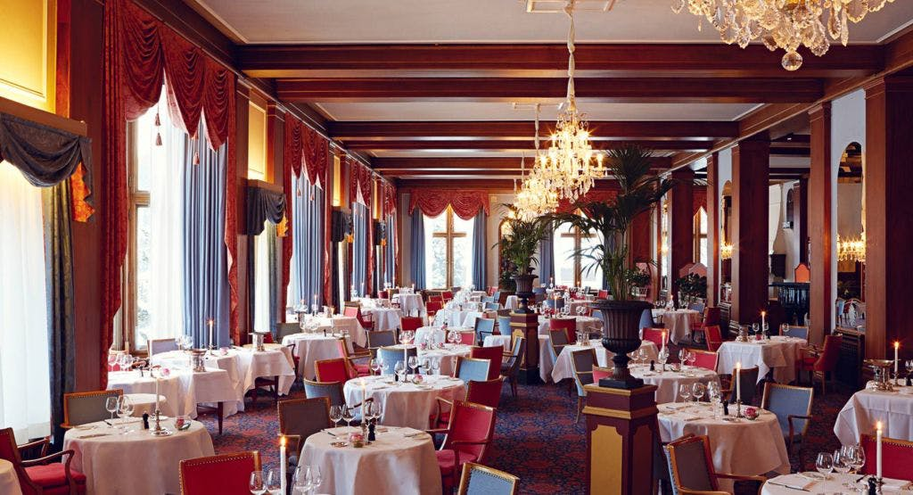 Le Restaurant St. Moritz image 1