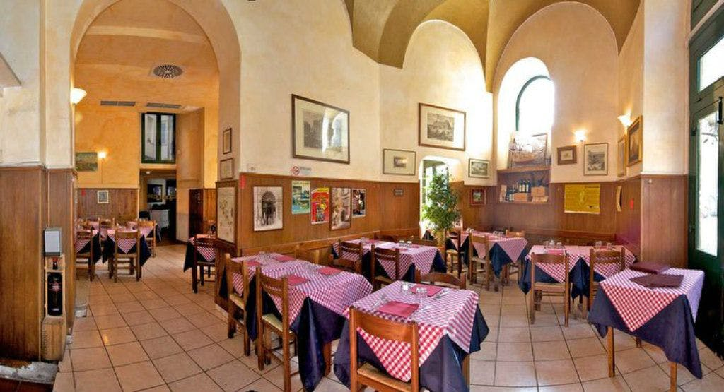 Trattoria Romana La Taverna dei 40 Roma image 1