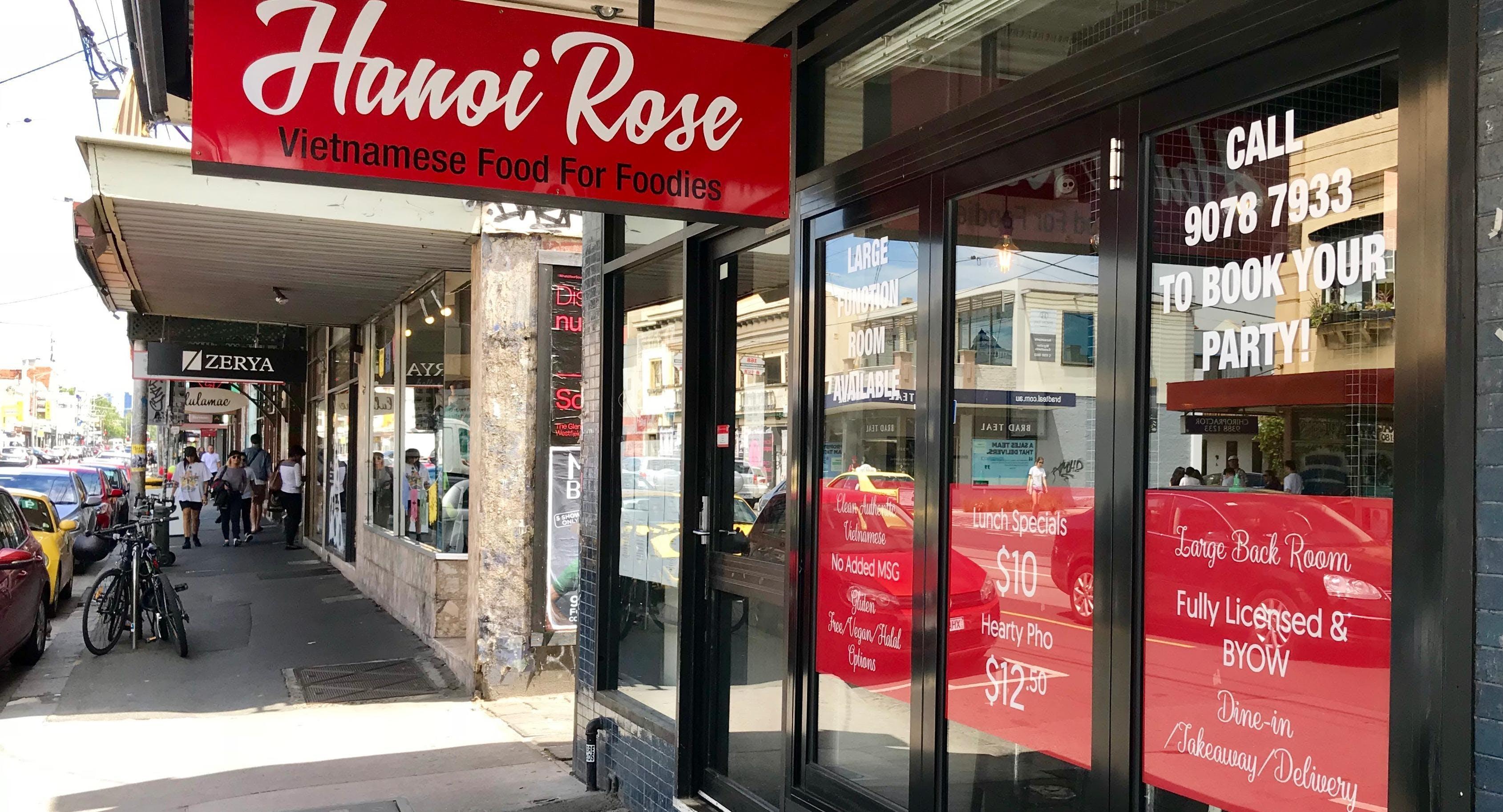 Hanoi Rose