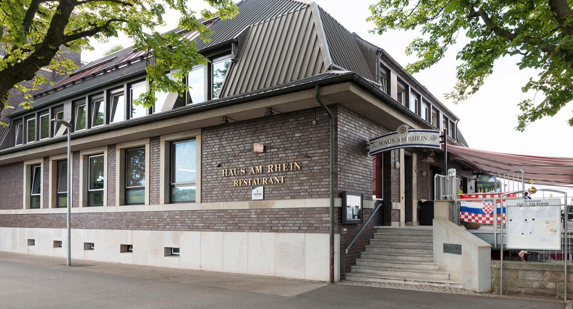 Restaurant Haus am Rhein Düsseldorf image 1