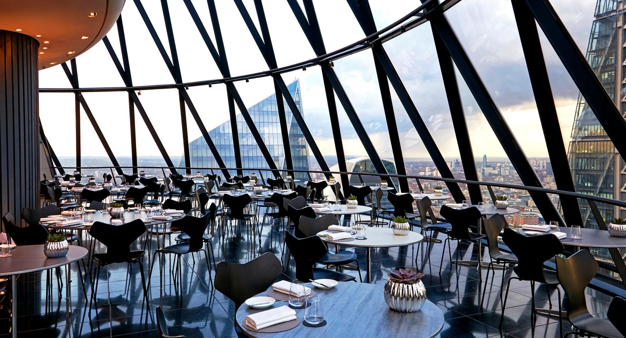 Searcys at The Gherkin London image 1