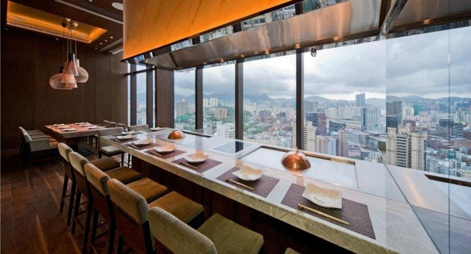 Kaika Sushi & Teppanyaki 海賀 Hong Kong image 1