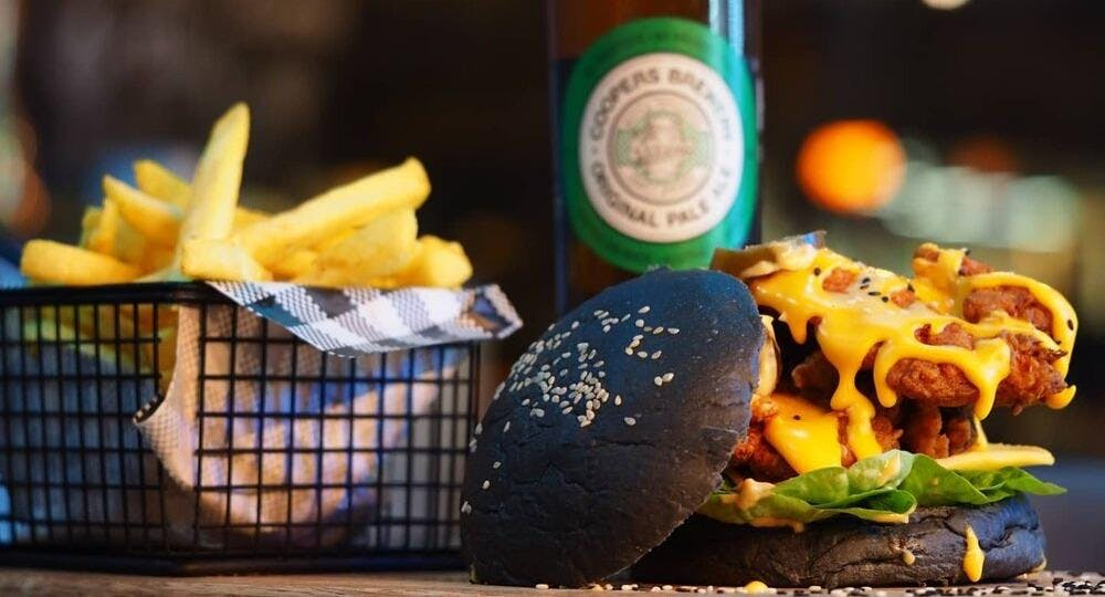 Photo of restaurant Blackout Restaurant & Lounge in Fitzroy, Melbourne