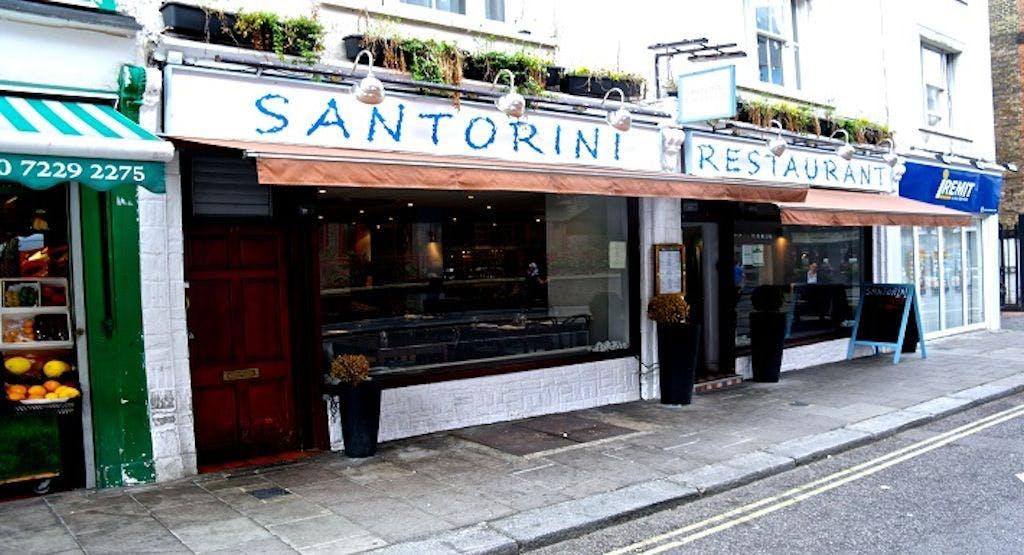 Santorini - London