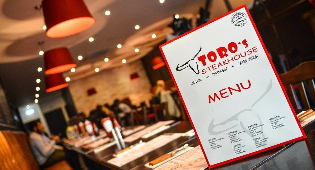 Toro's Steakhouse Newcastle image 1