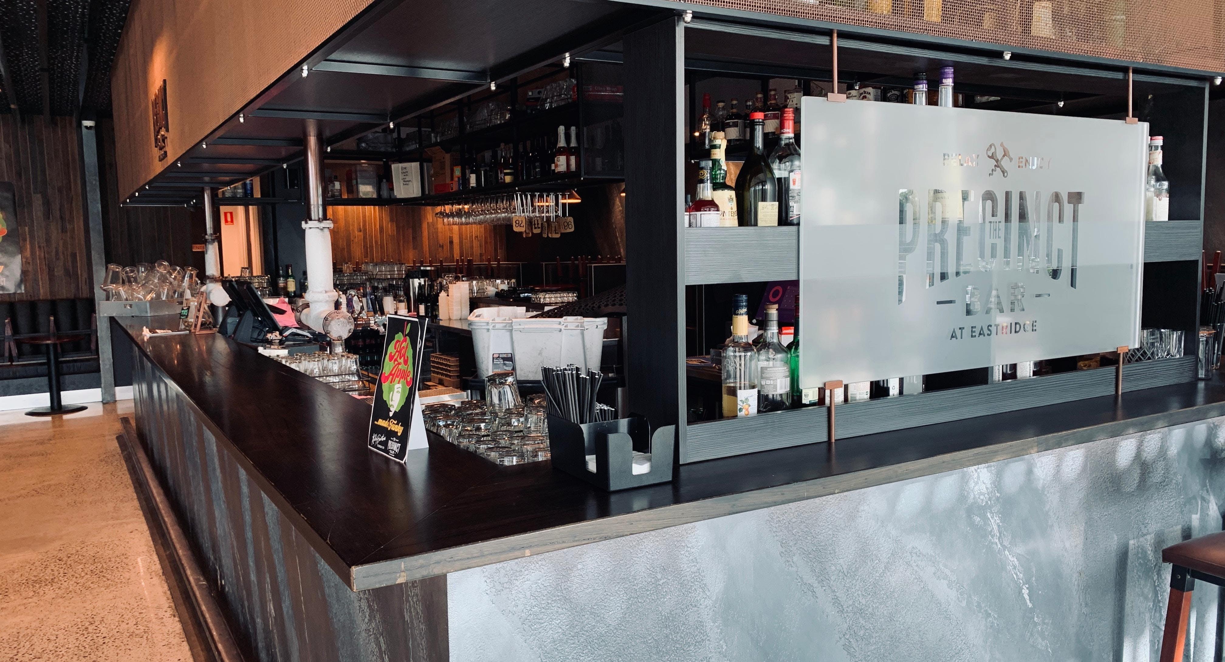 The Precinct Bar @ Eastridge