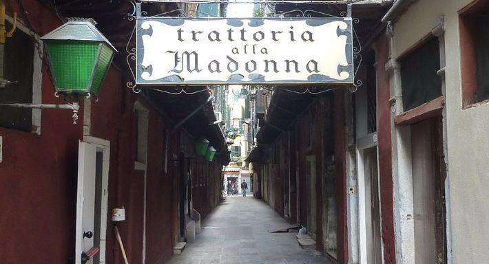 Trattoria Alla Madonna