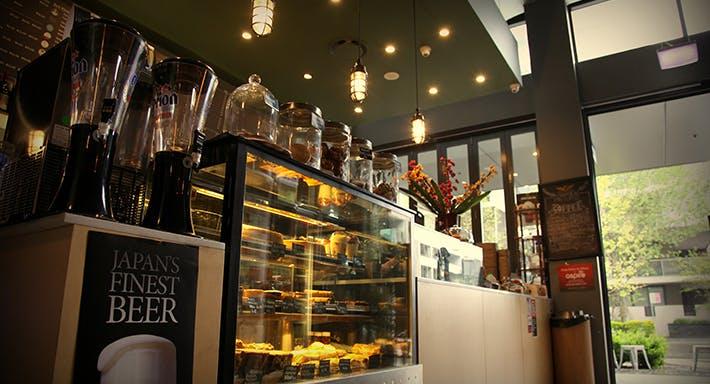 Chambers Fine Coffee - Rhodes