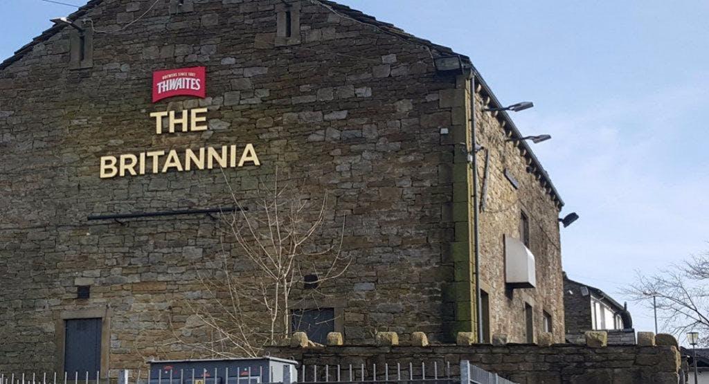 The Britannia Inn Blackburn image 1