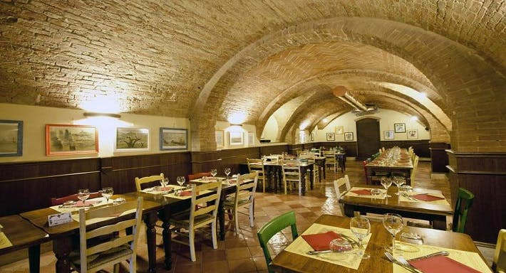 Trattoria Fonte Giusta Siena image 8