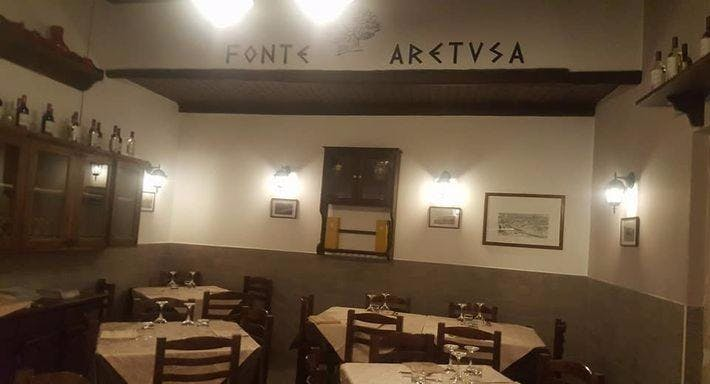 La Nuova Fonte Aretusa Ristorante Pizzeria Siracusa image 10