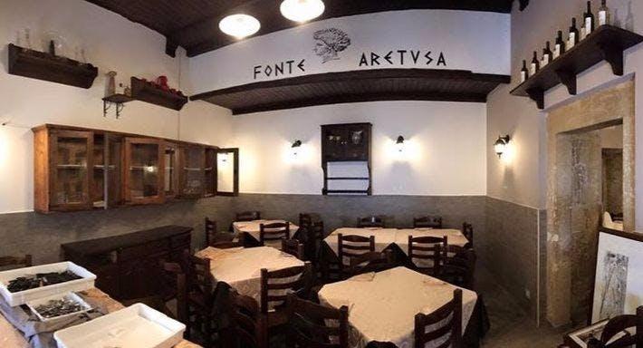 La Nuova Fonte Aretusa Ristorante Pizzeria Siracusa image 2