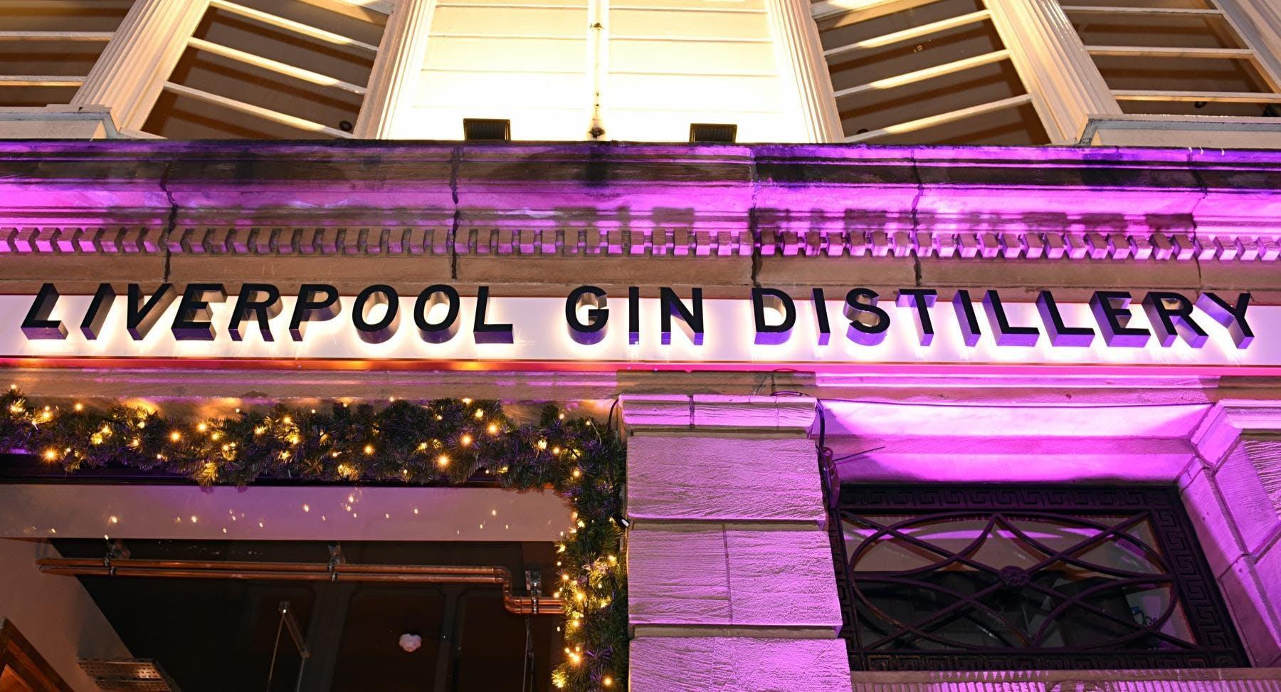 Liverpool Gin Distillery