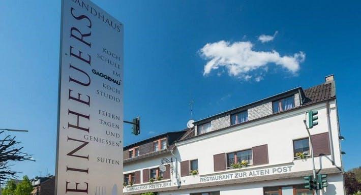 Steinheuers Restaurant Zur alten Post Bonn image 3
