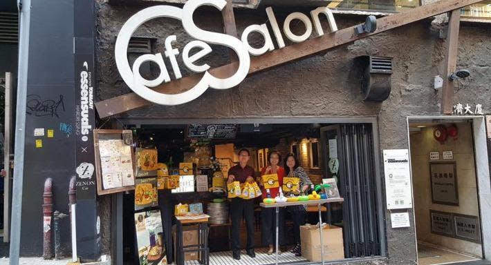 Zenon Cafe Hong Kong image 2