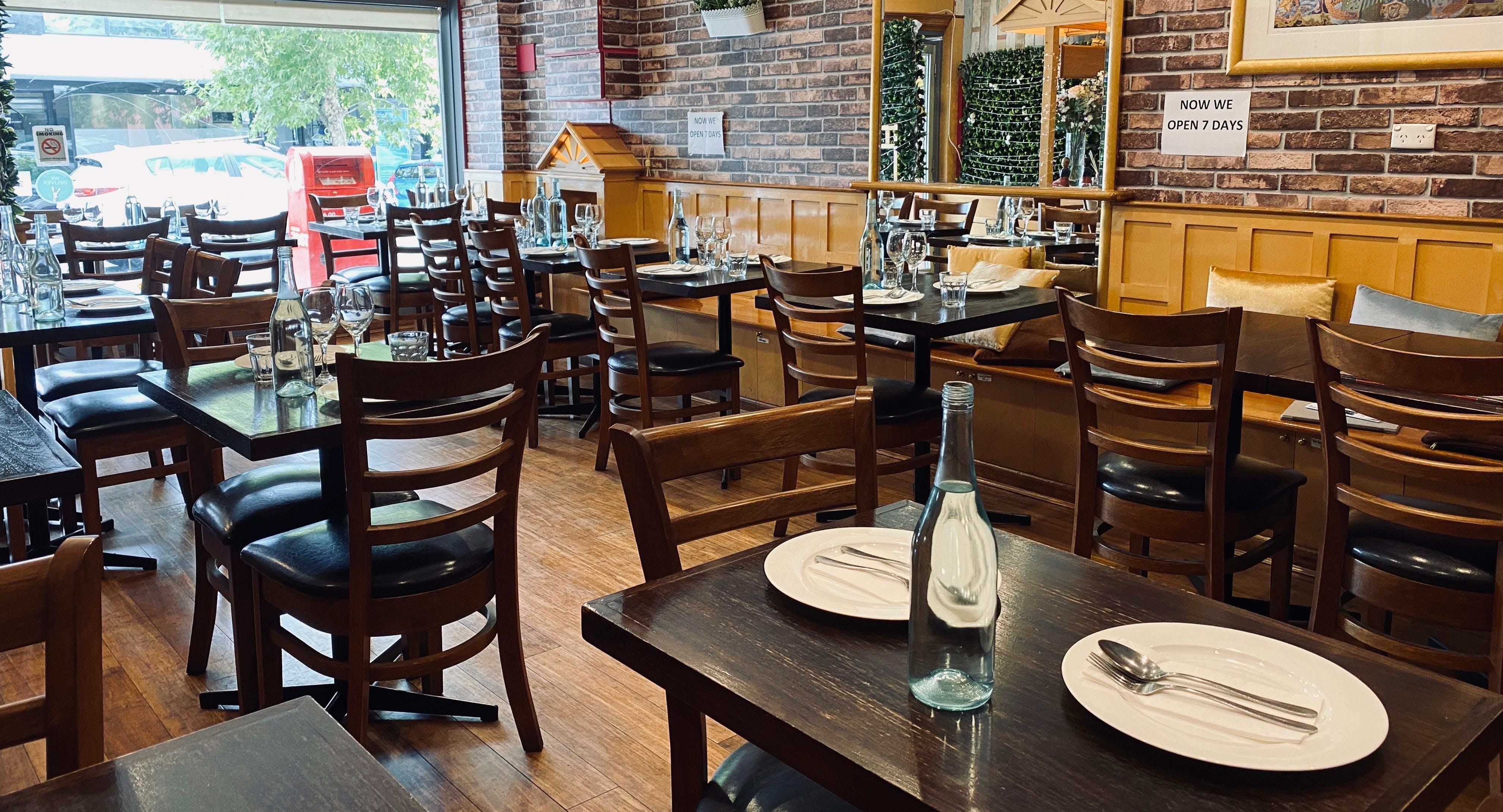 Thai Saffron Restaurant - Brighton