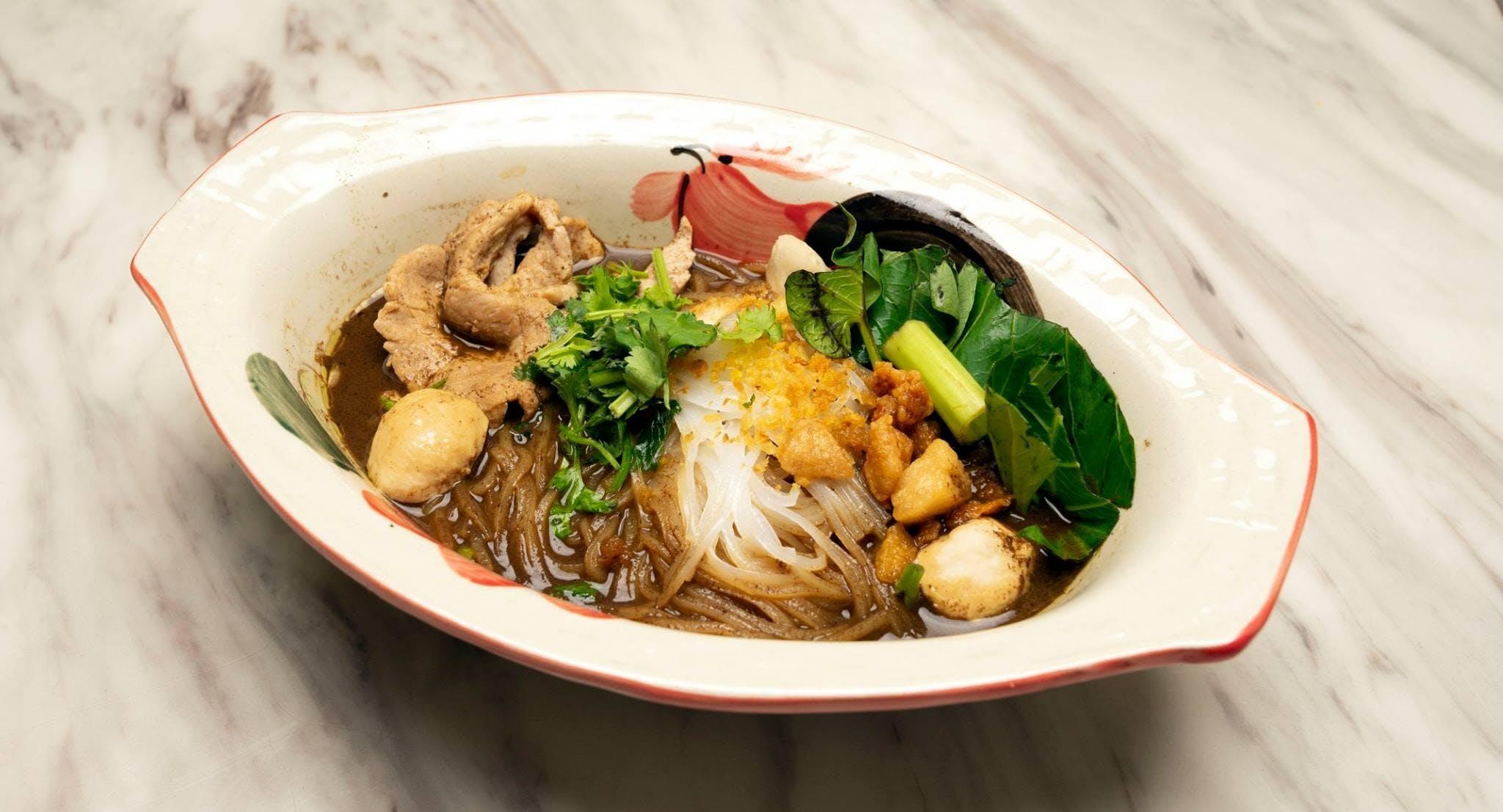 Thai-licious Boat Noodles 泰好吃