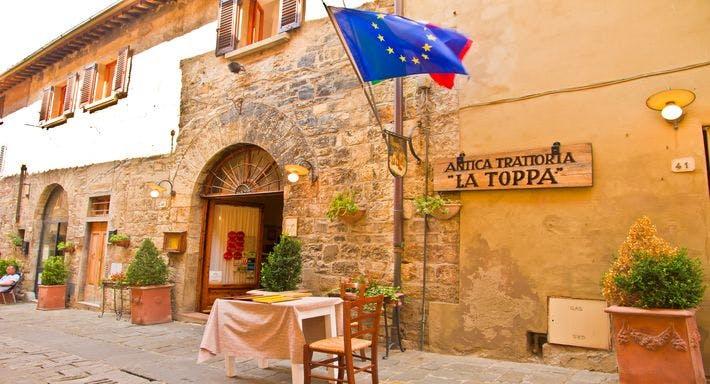 Antica Trattoria La Toppa Florence image 2