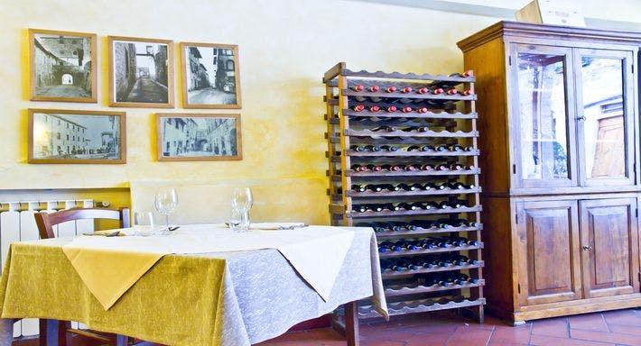 Antica Trattoria La Toppa Florence image 3