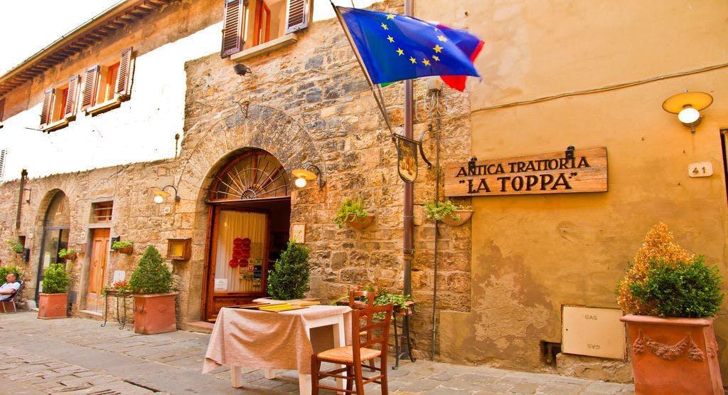 Antica Trattoria La Toppa Florence image 1