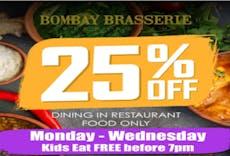 Restaurant Bombay Brasserie - Birmingham in Acocks Green, Birmingham