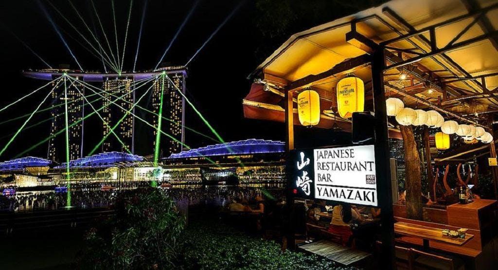 Yamazaki Restaurant Menu