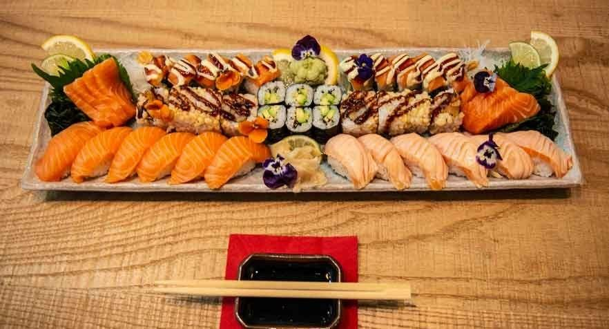 The Sushi Maki - Basingstoke Basingstoke image 1