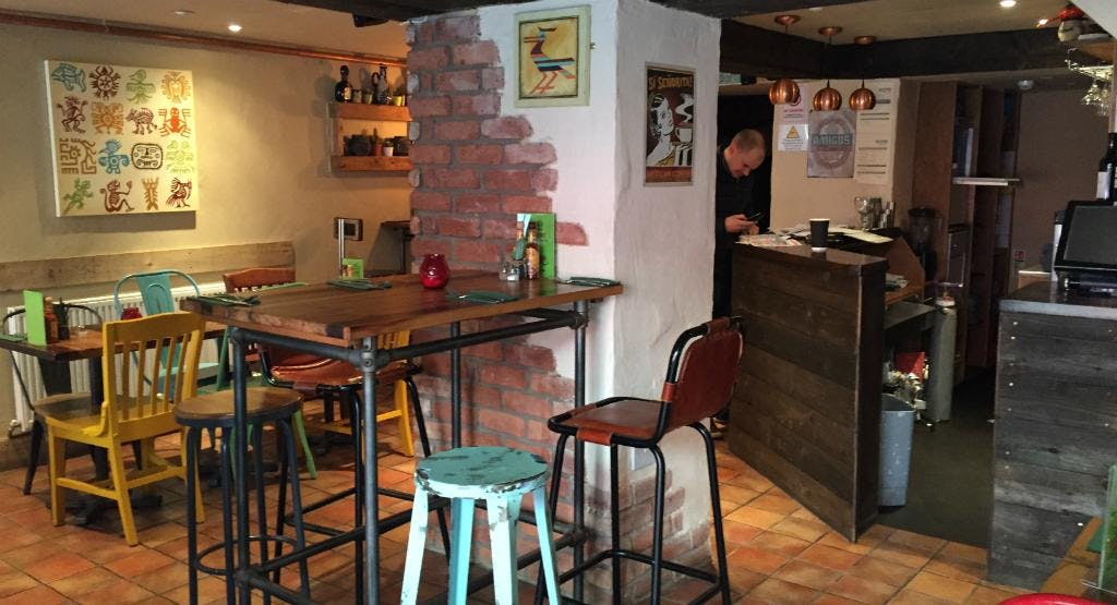 Cinco's Mexican Restaurant Blackpool image 1