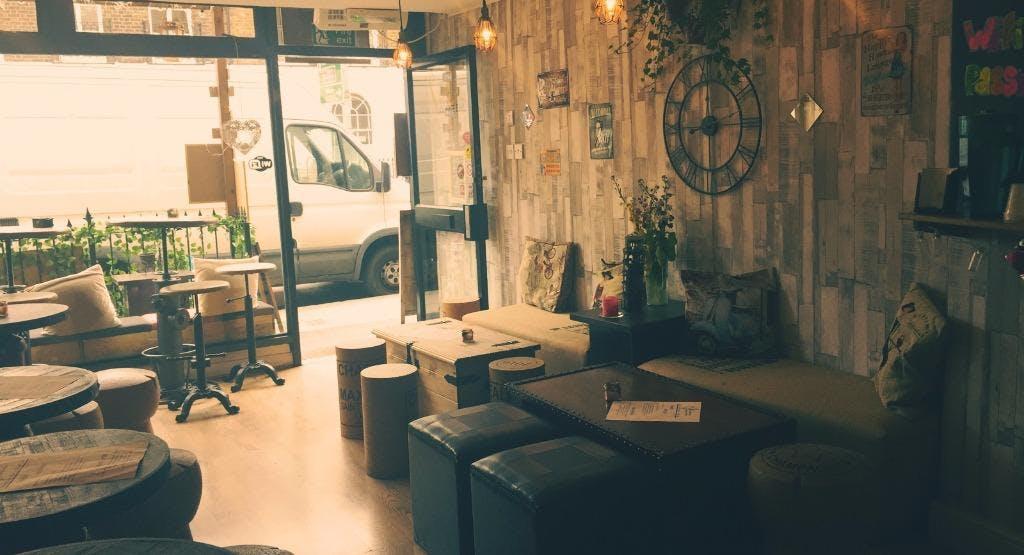 Siham Lounge Bar London image 1