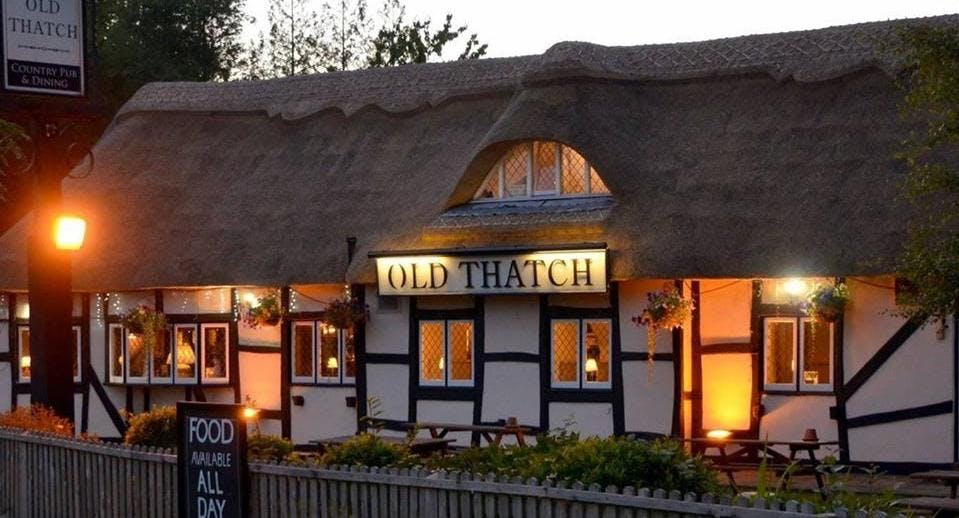 The Old Thatch Wimborne image 3
