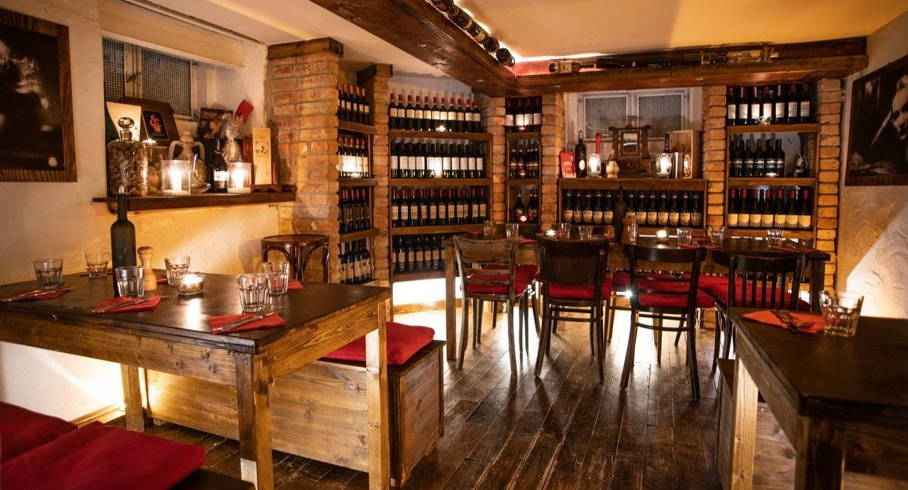 Dal Contadino Wine Bar