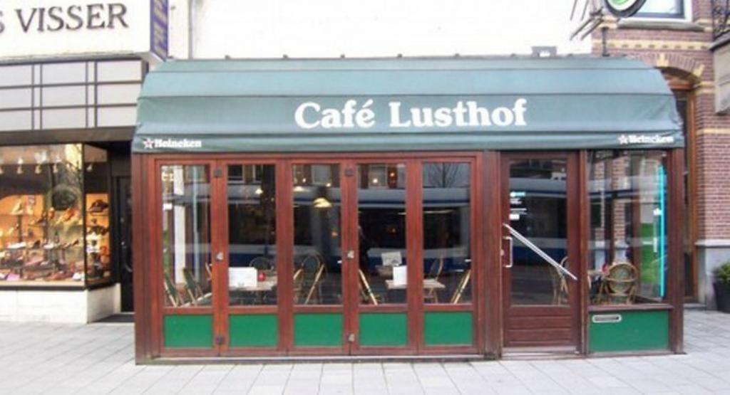 Café Lusthof Amsterdam image 1