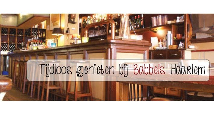 Restaurant Babbels Haarlem image 1