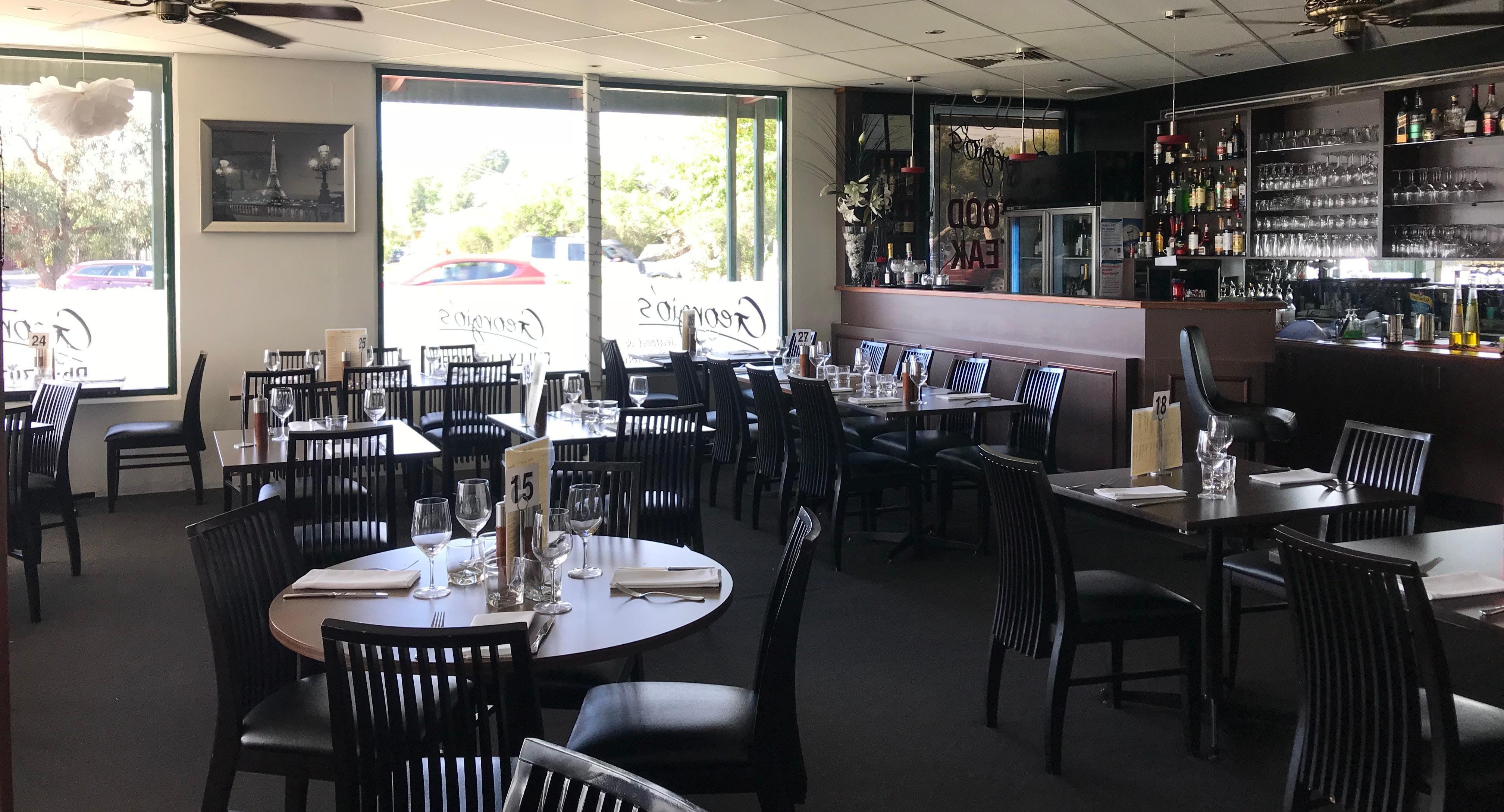 Georgio's Seafood & Steak Melbourne image 1