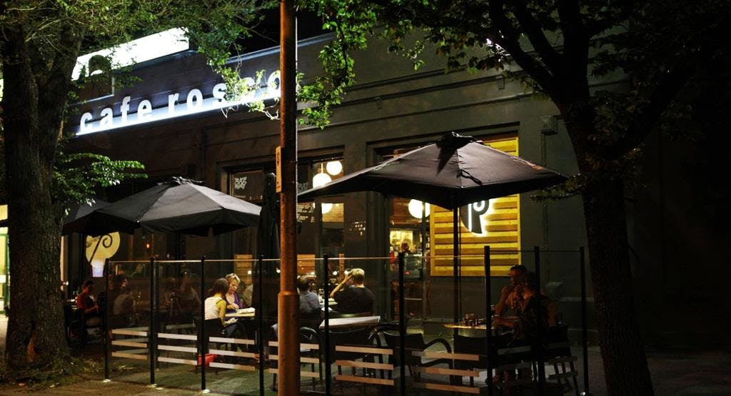 Cafe Rosco Melbourne image 1