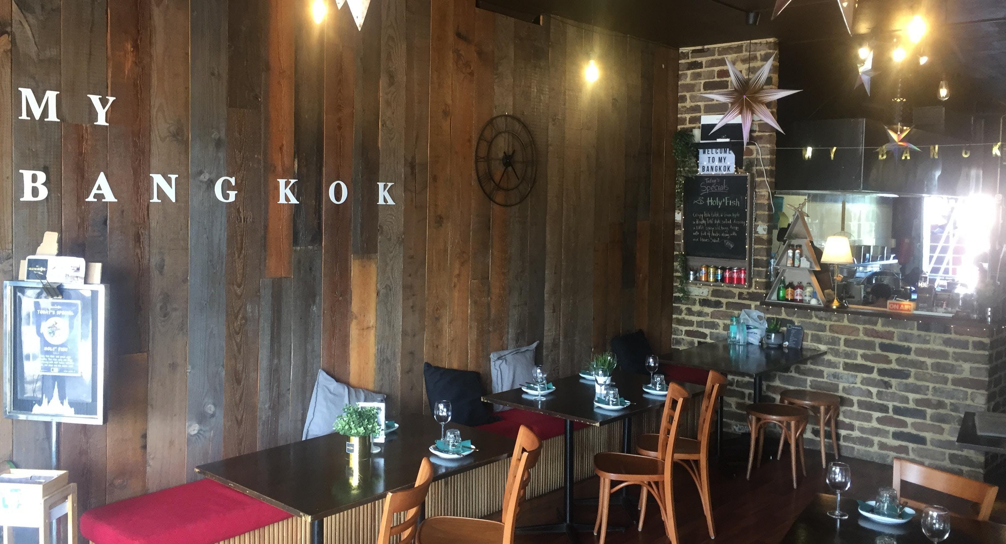 My Bangkok Restaurant - Kirrawee